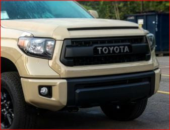 2014 toyota tundra trd pro grille blueline expedition. Black Bedroom Furniture Sets. Home Design Ideas