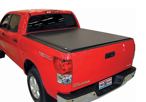 Lo Pro QT Soft Roll Up Tonneau Cover 2007+ Toyota Tundra