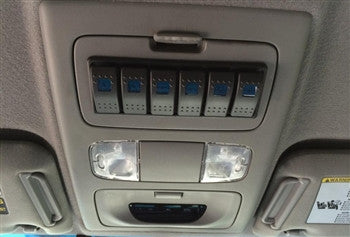 Universal with Modular 6 Switch Panel SPOD