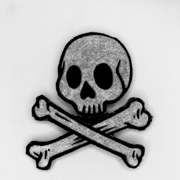 Printed patches- various