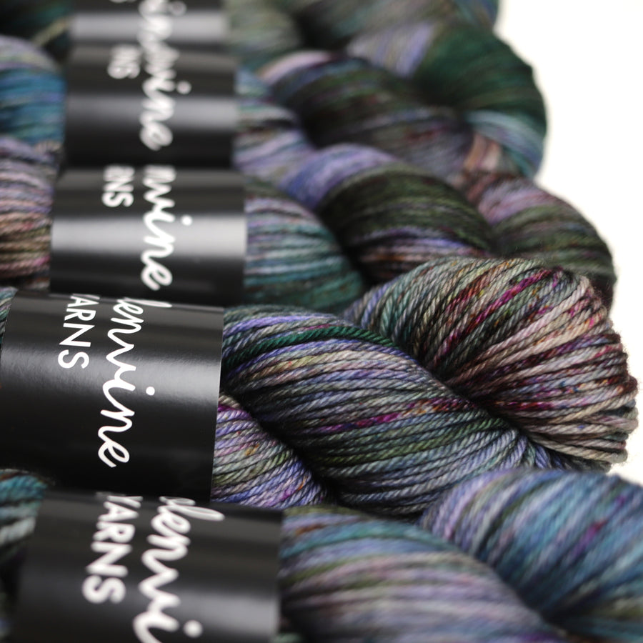 Dragon Tears, CAULDRON WORSTED