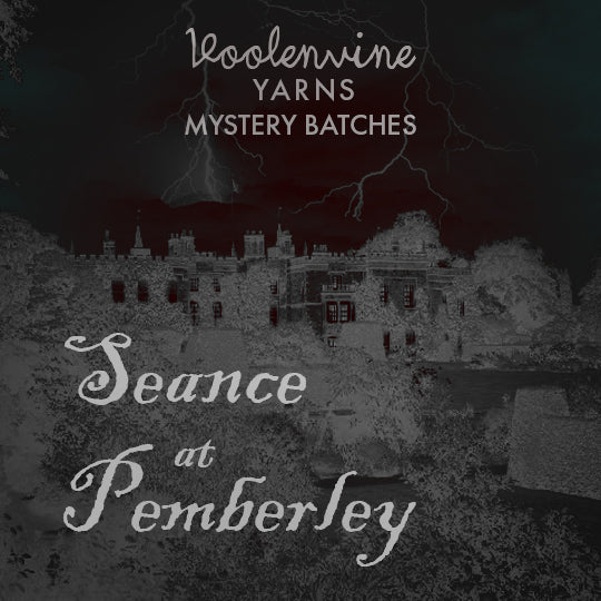 Seance at Pemberley (MYSTERY BATCH), FOOTSIE