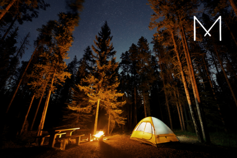 8 Tips for Father's Day : Go camping