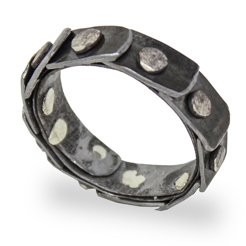 Mulberry Mongoose Pangolin Collection Ring