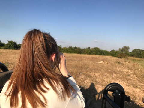 Vi's first month in the Valley : My first safaris!