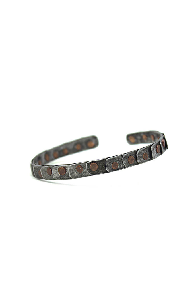 Pangolin copper bracelet