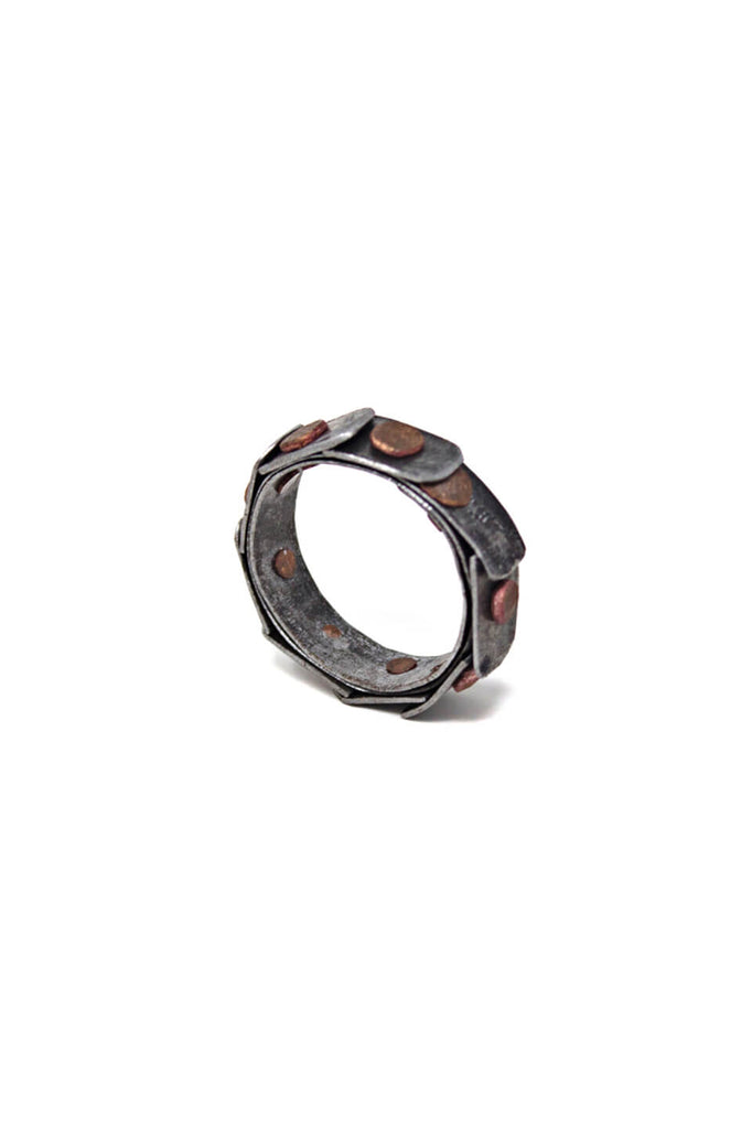 Pangolin ring copper
