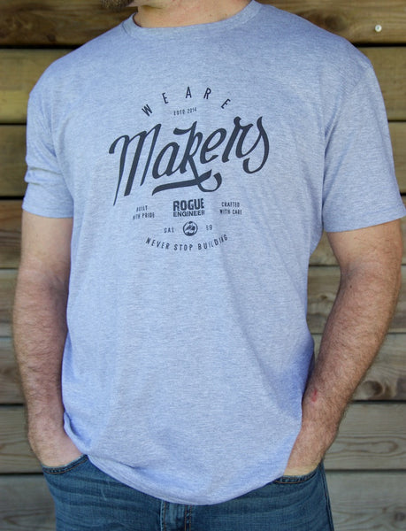 We are Makers - T-Shirt