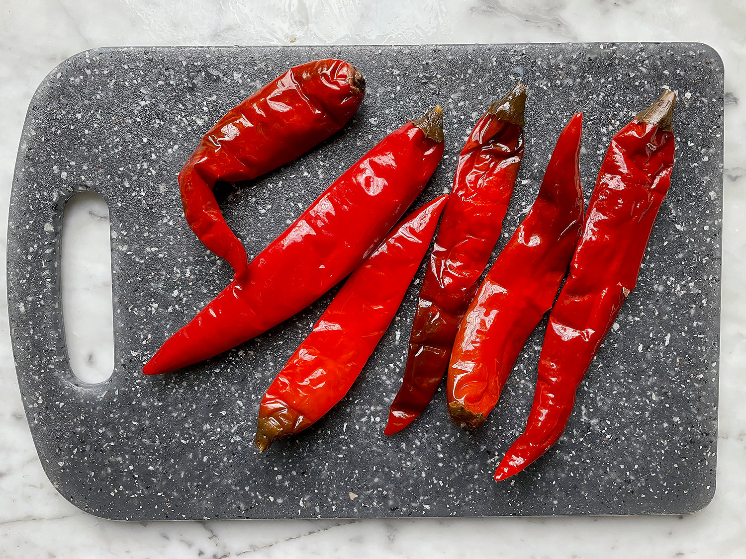 Sichuan Pickled Peppers