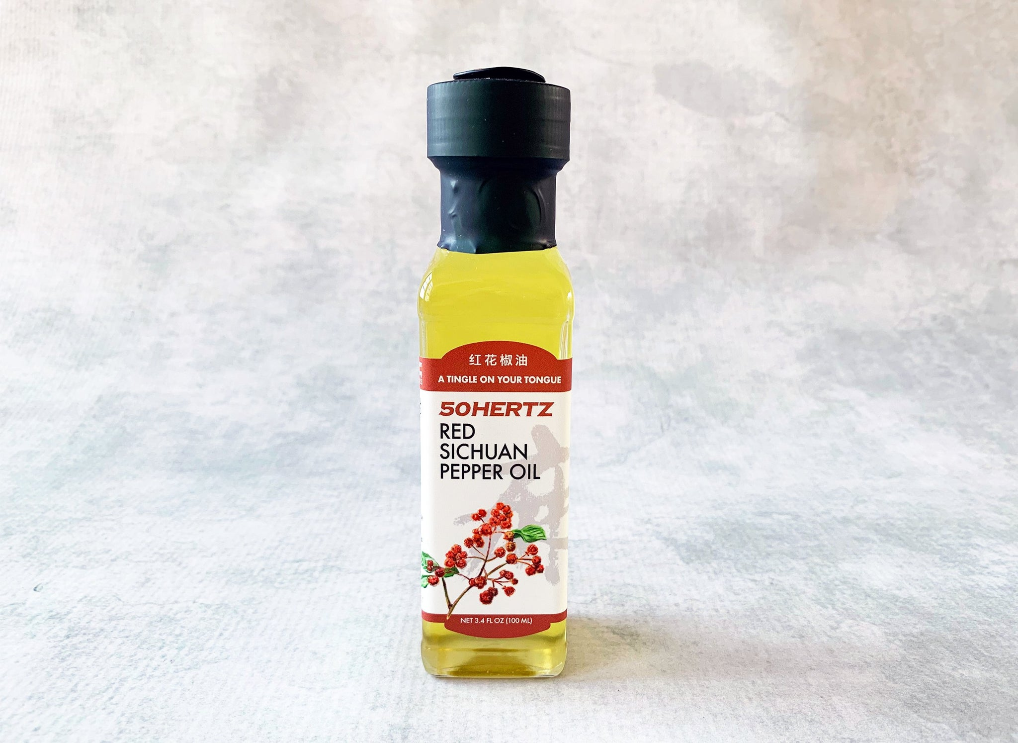 Red Sichuan Pepper Oil (50 Hertz)