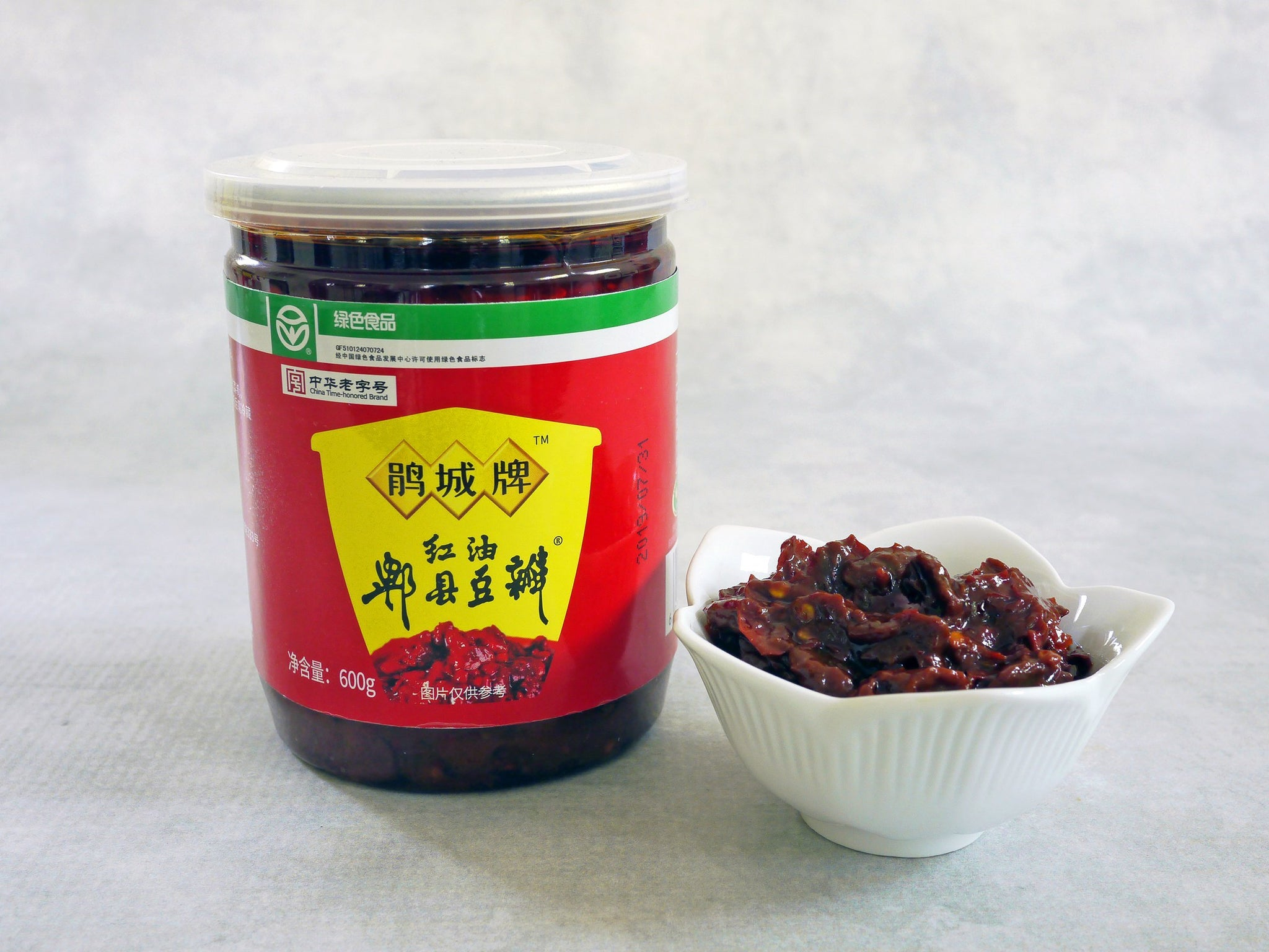 Red-Oil Pixian Chile Bean Paste (Hong You Doubanjiang)