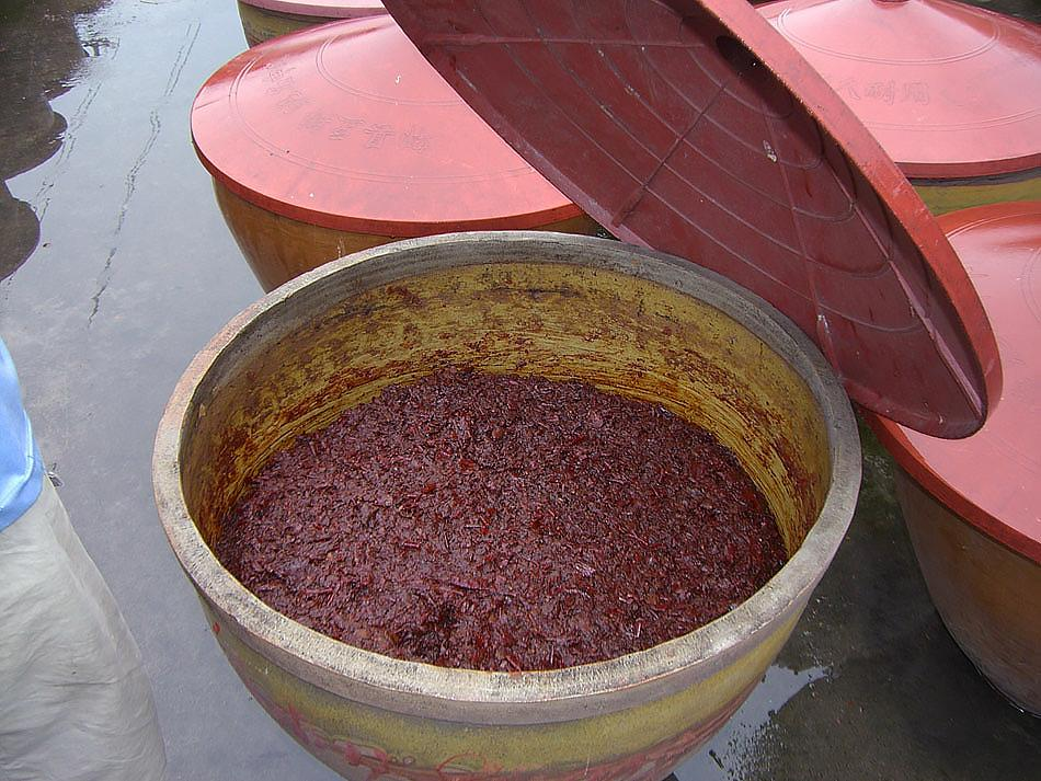 Handcrafted 3-Year Pixian Chili Bean Paste (Yi Feng He Hao Doubanjiang)