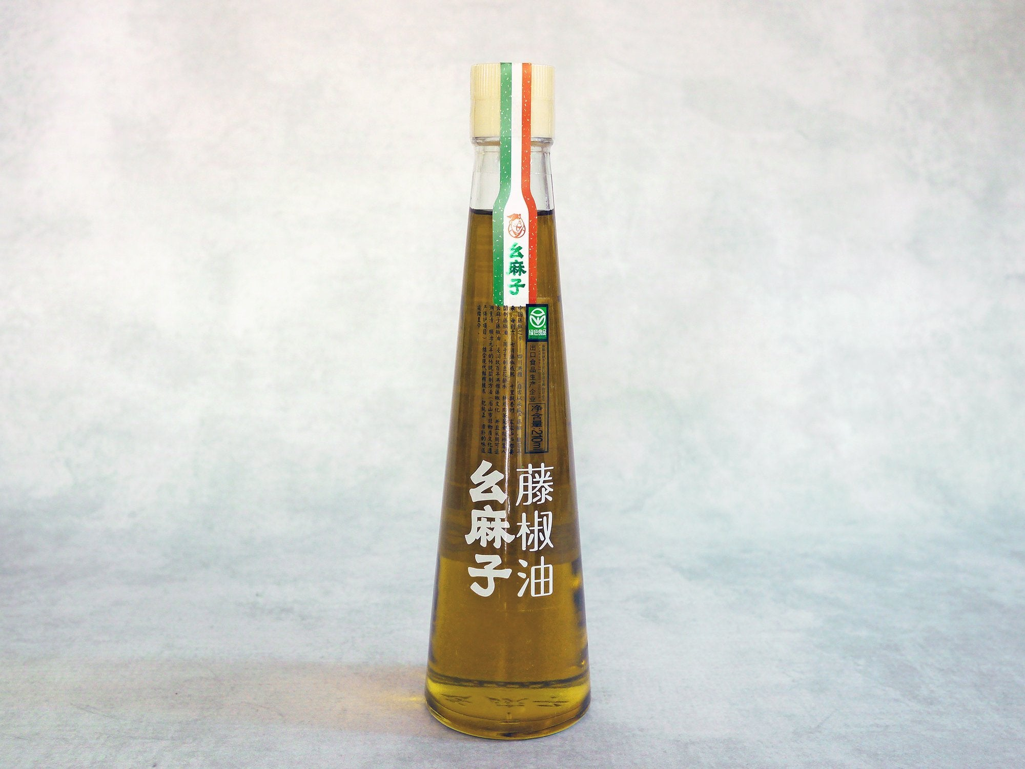 Sichuan Pepper Oil (Yaomazi Teng Jiao Oil)