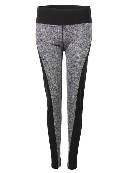 Casual Elastic Fitness Skinny Yoga Sport Leggings-bottoms-banggood-Gray-XXS-Shopangy.com