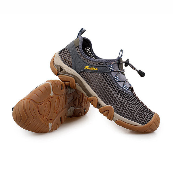 Mens Outdoor Breathable Athletic Shoes-Shoes-Shopangy.com