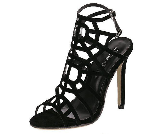 Free Shipping Summer New Women High Heels Roman-style Sandals-Shoes-Shopangy.com