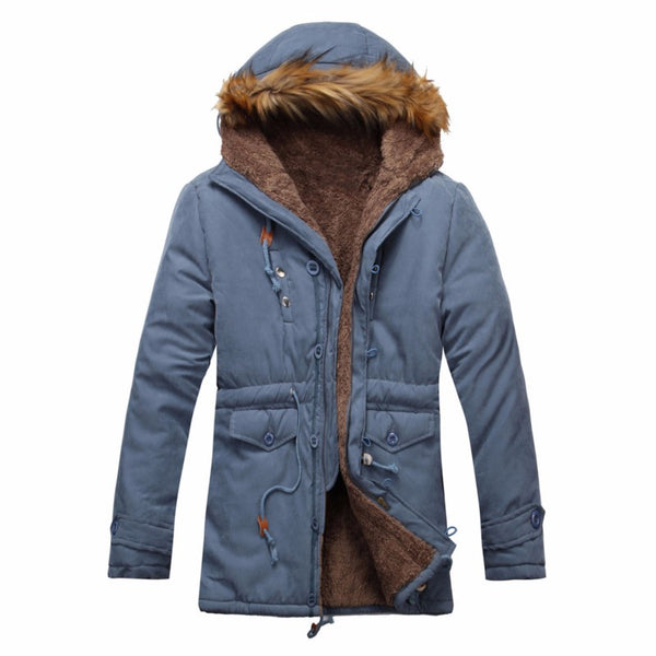 Winter New Warm Men Jacket-Shopangy.com