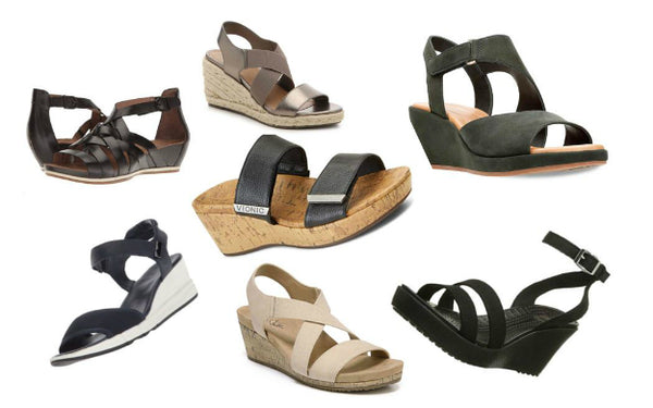 6cacd0688977 Cute   Comfortable Wedge Sandals