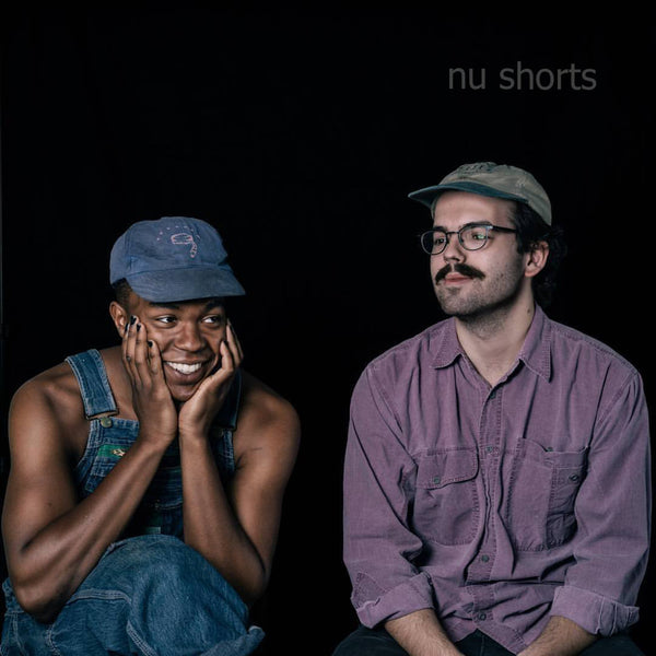 nu shorts (with stains)