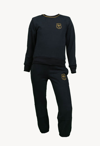 BAPS TODDLERS  SET tg 2 YRS CREW NECK SWEATSHIRT + SWEATPANT