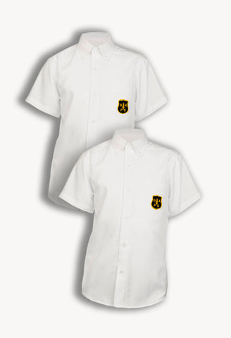 BAPS Shirts Boy No Iron Short Sleeves -2 shirts for packaging