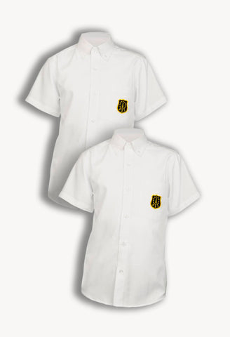 BES Shirts Boy No Iron Short Sleeves -2 shirts for packaging
