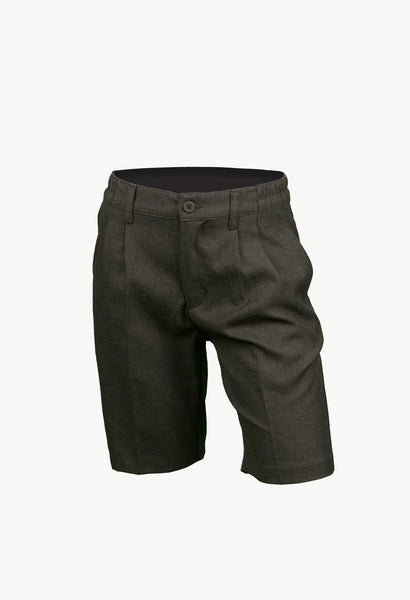 Boy Short Gray