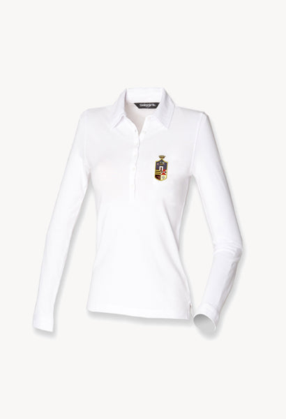 IMQ Polo Donna Long Sleeve