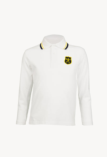 BAPS Polo Boy Long Sleeve