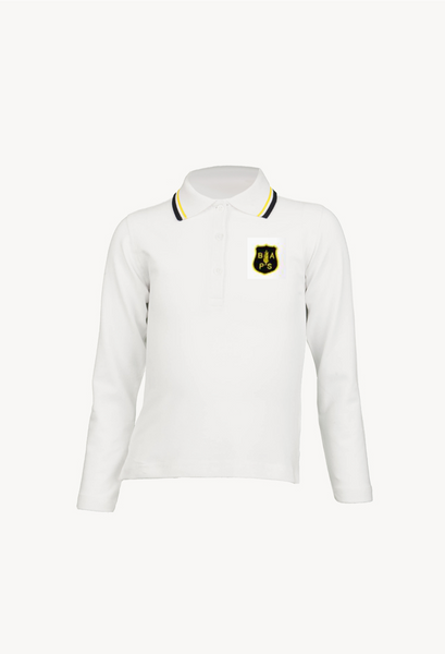 BAPS Polo Girl Long Sleeve