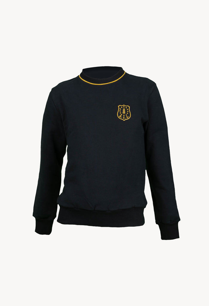 BES CREW NECK SWEATSHIRT