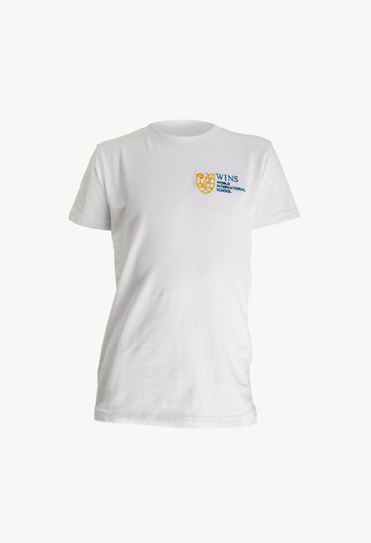 WINS | T-Shirt | School Uniform | Happy Schoolwear