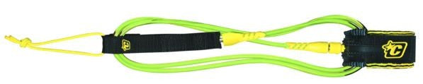 Creatures LONGBOARD 9' Ankle Lime - Yellow