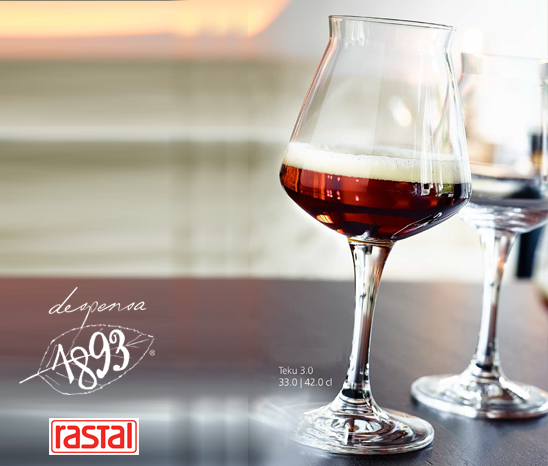 42.5 cl Rastal Teku Glass Set of TWO