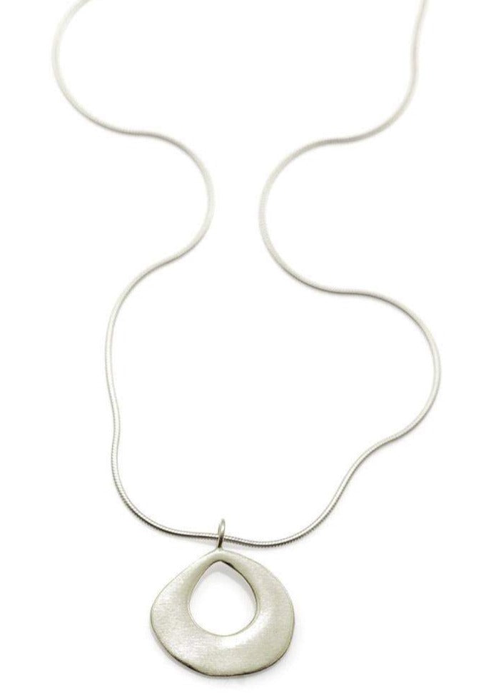 Philippa Roberts | Thick Open Drop Necklace