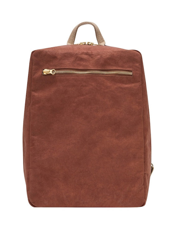Uashmama | Cognac Aspen Backpack