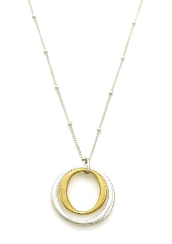 Philippa Roberts | Double Circles Necklace