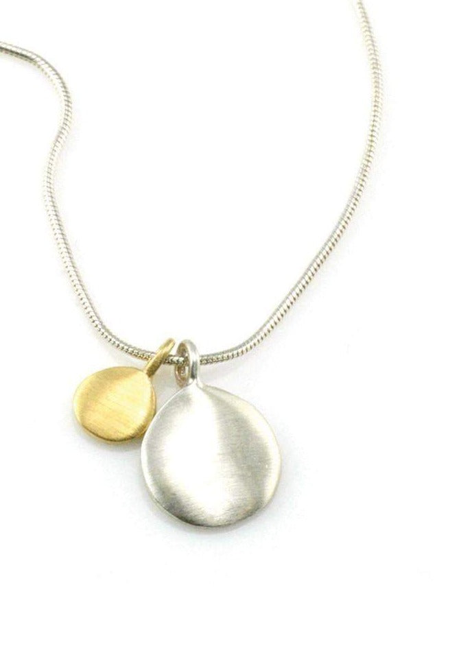Philippa Roberts | Double Discs Necklace