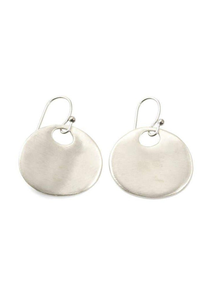 Philippa Roberts | Large Circle Earrings