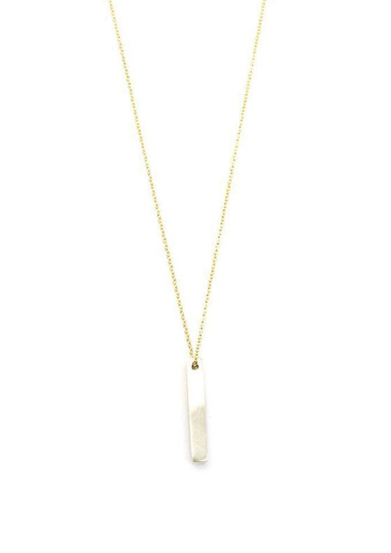 Philippa Roberts | Long Rectangle Necklace