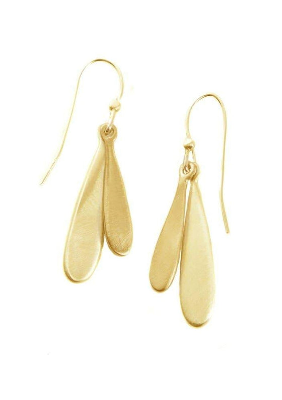 Philippa Roberts | Small Double Drop Earrings