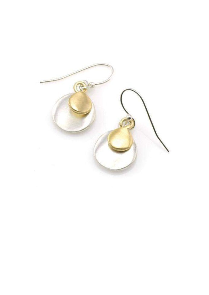 Philippa Roberts | Disc Earrings