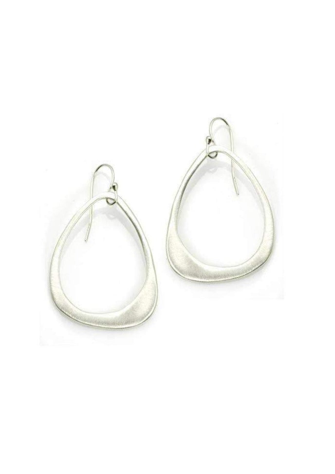 Philippa Roberts | Open Drop Earrings