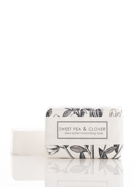 Formulary 55 | Shea Butter Soap | Sweet Pea + Clover