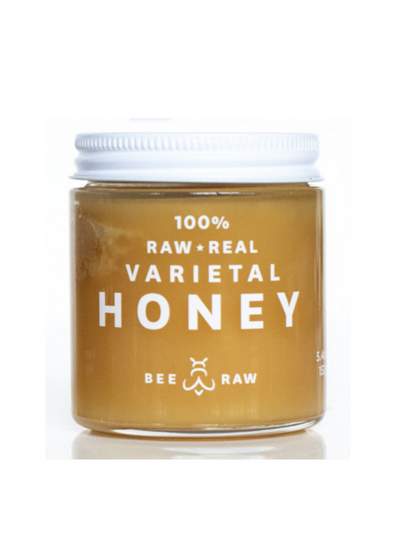 Bee Raw | Raw Oregon Maple Blossom Honey