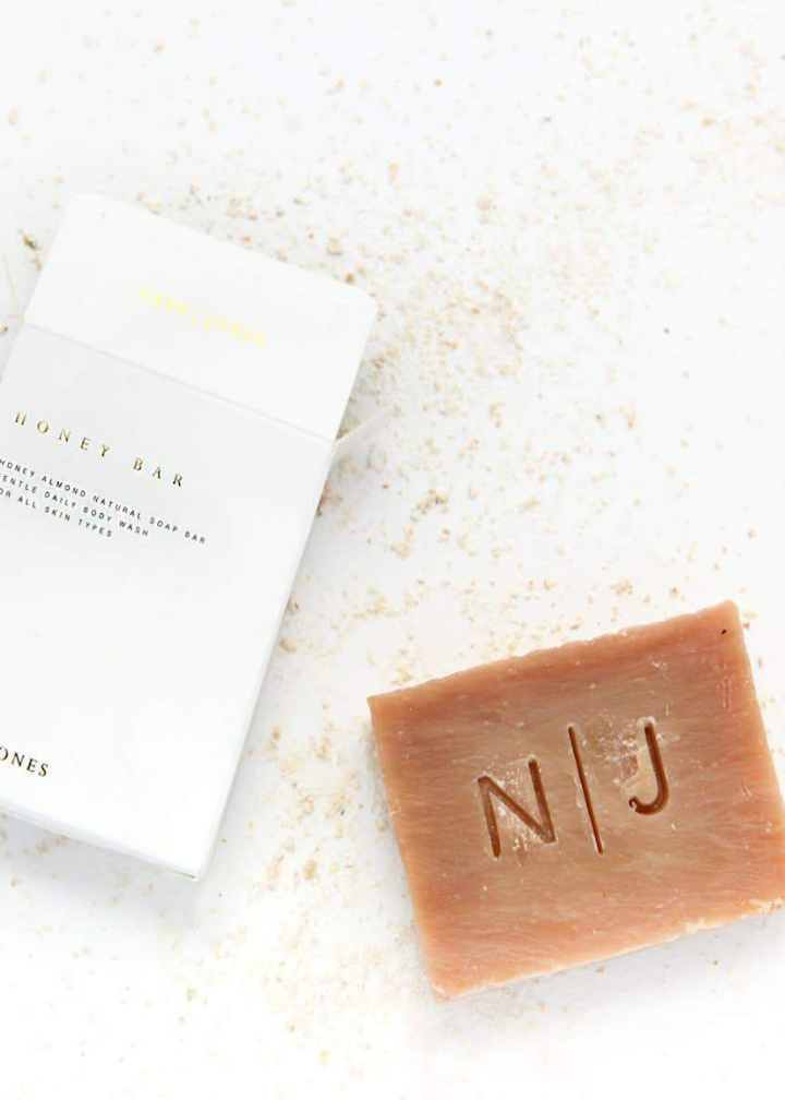 Nash + Jones | Cleansing Bar