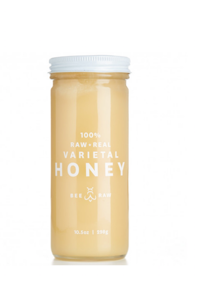 Bee Raw | Raw Colorado Sweet Yellow Clover Honey