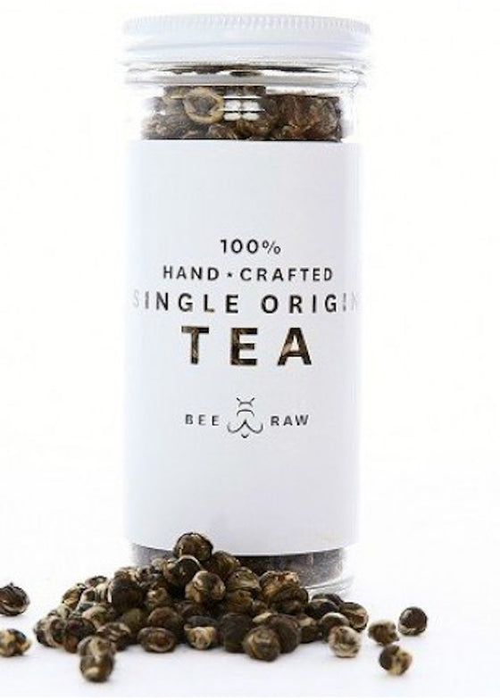 Bee Raw | Dragon Pearl Jasmine Tea