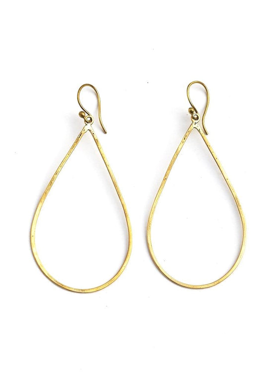 Meyelo | Tear Drop Earrings