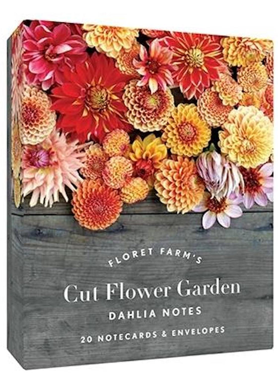 Floret Farm's Cut Flower Garden | Dahlia Notes
